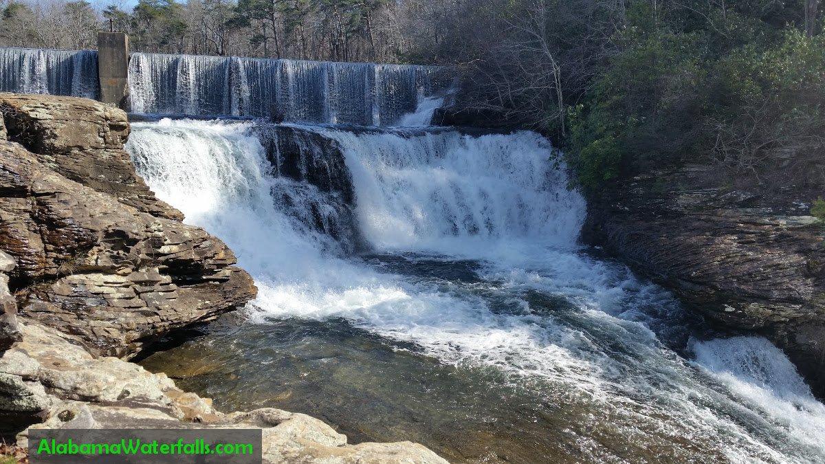 Desoto Falls Upper Falls