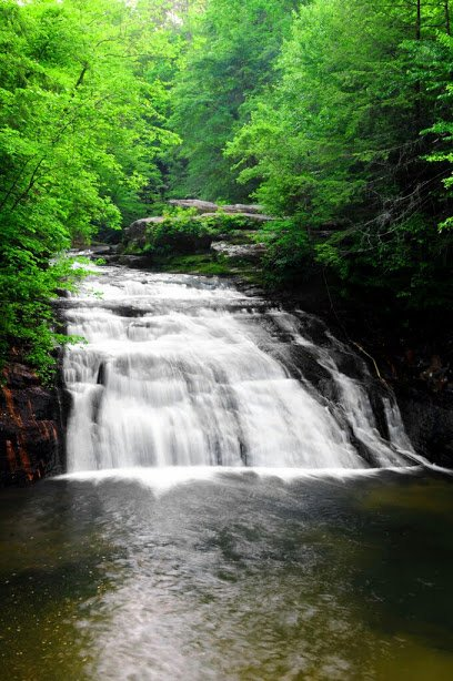 Kinlock Falls Alabama