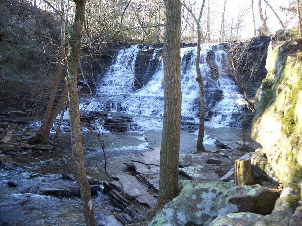 Thompson Falls alabama