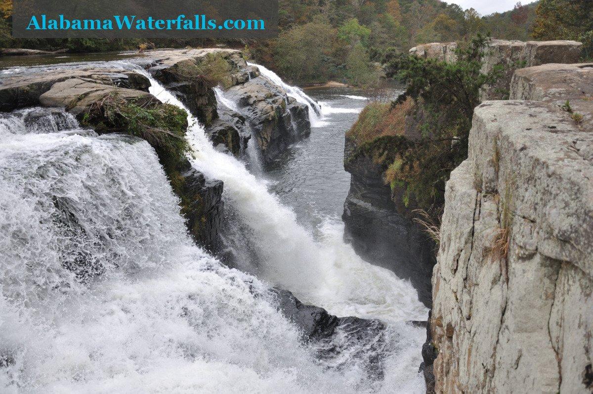 High Falls natural bridge