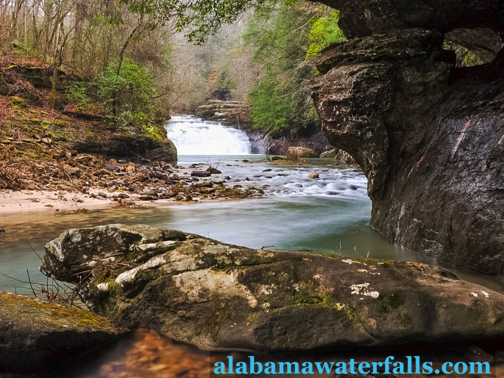 Kinlock Fall Bankhead National Forest