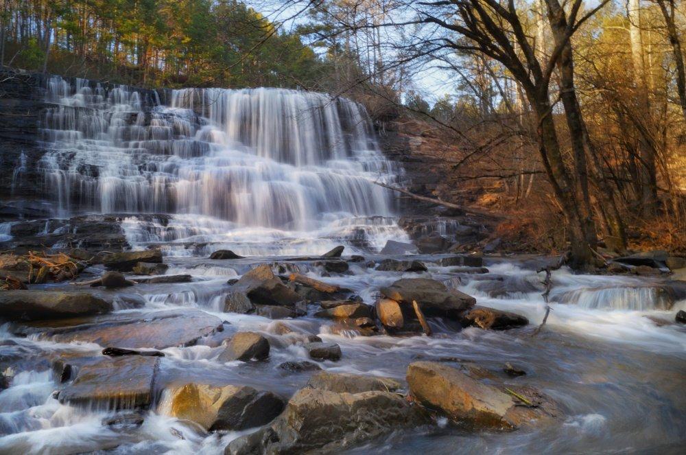 Welti Falls near Birmingham, AL
