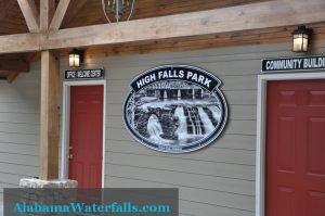 High Falls Welcome Center