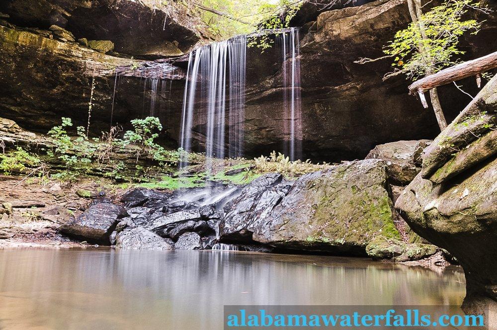 Sougahoagdee Falls Alabama