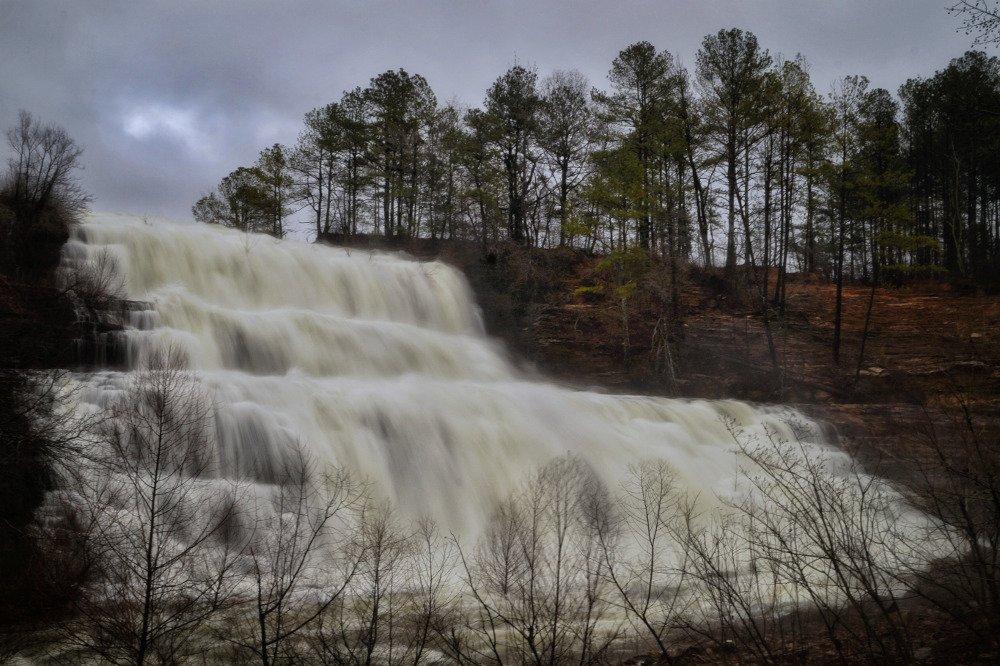 Larkwood Falls near Culman, AL