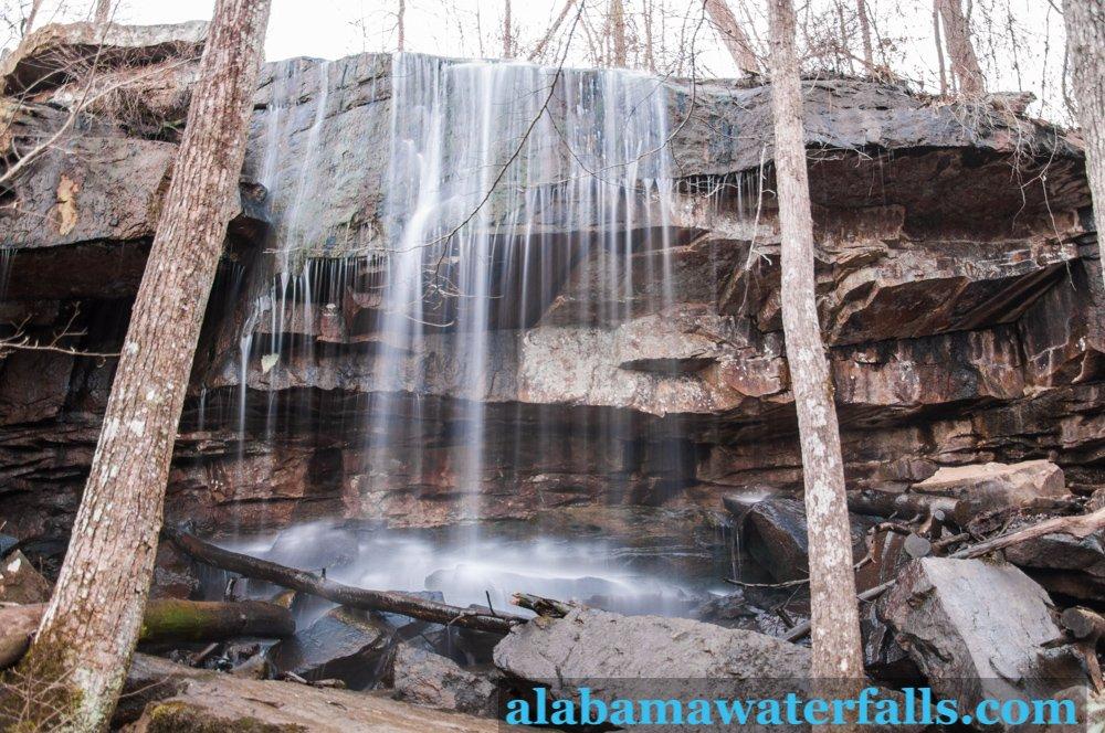 Lodge Falls near Mentone, AL
