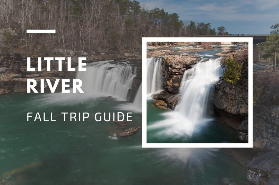 Little River Falls trip guide in Little River Canyon National Preserve Alabama