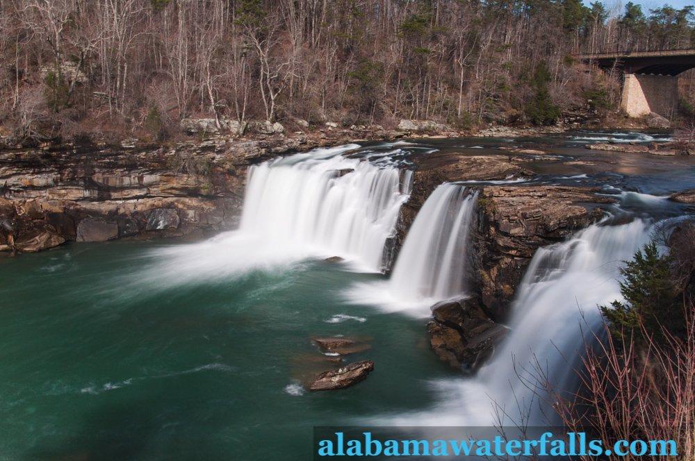 Little River Falls low