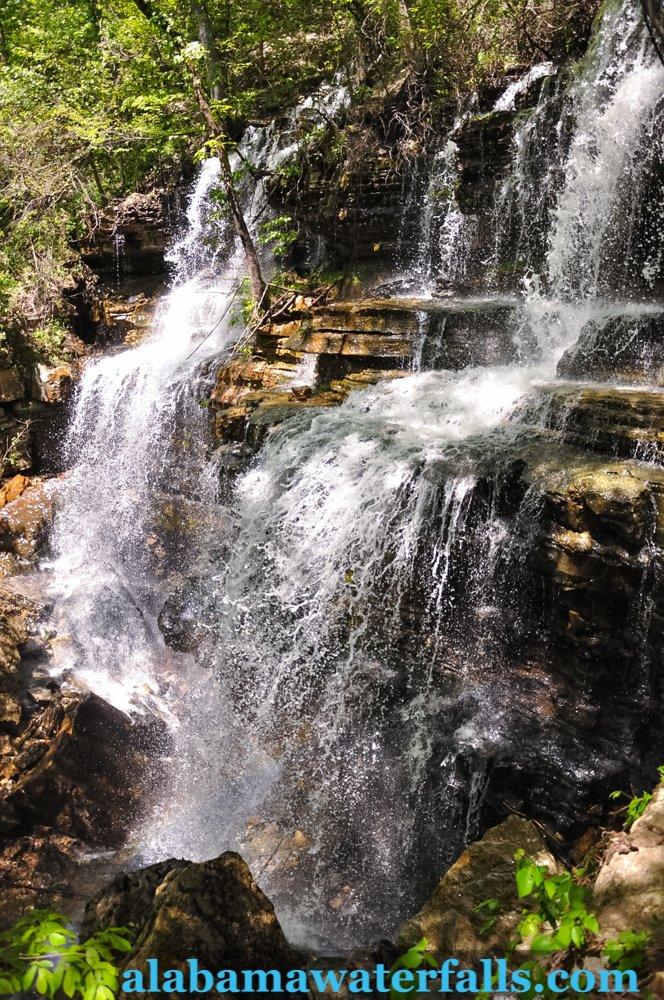 bethel springs waterfall