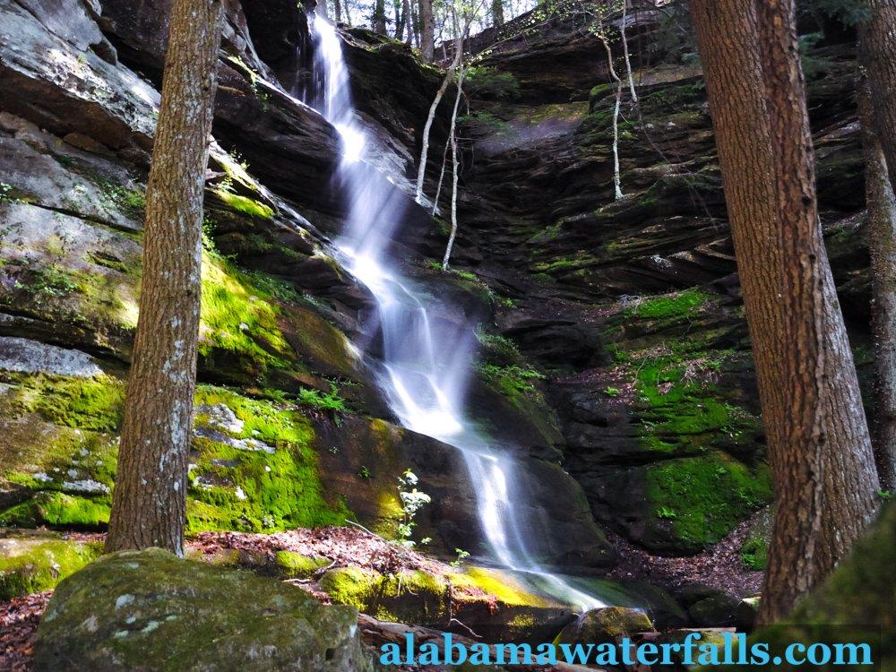 Waterfall off of Thompson Creek